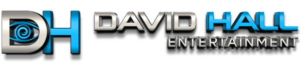 David Hall Entertainment Logo